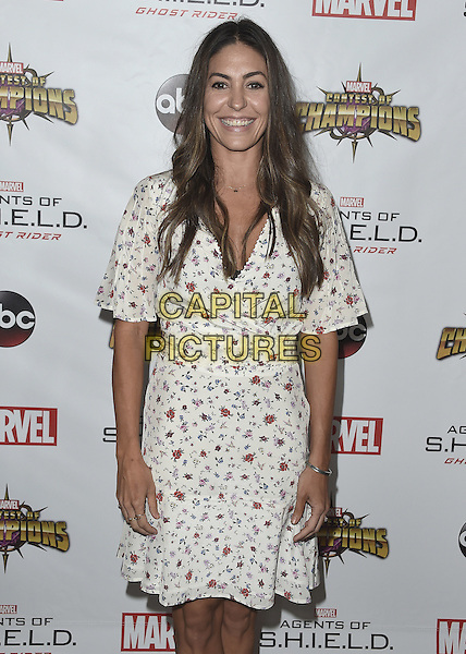 LOS ANGELES, CA - SEPTEMBER 19:  Natalia Cordova-Buckley at the premiere Of ABC's &quot;Agents Of SHIELD&quot; Season 4 at Pacific Theatres at The Grove on Sunday, September 19, 2016, in Los Angeles, California. <br /> CAP/MPI99<br /> &copy;MPI99/Capital Pictures