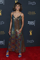 LOS ANGELES - MAR 16:  Kelly McCreary at the 39th College Television Awards at the Television Academy on March 16, 2019 in North Hollywood, CA