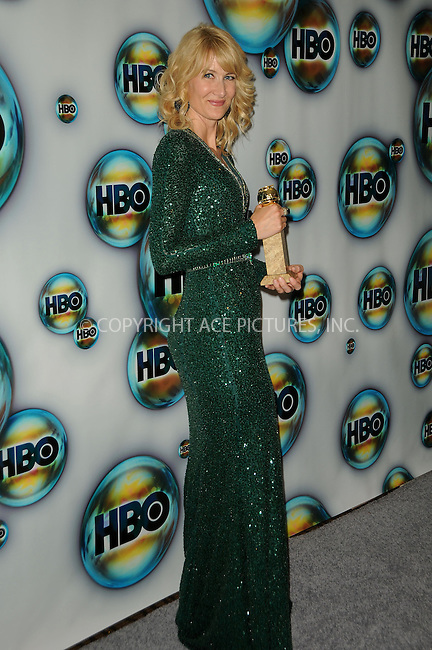 WWW.ACEPIXS.COM . . . . .  ....January 15 2012, LA....Laura Dern arriving at HBO's 69th Annual Golden Globe after party at Circa 55 Restaurant on January 15, 2012 in Los Angeles, California.....Please byline: PETER WEST - ACE PICTURES.... *** ***..Ace Pictures, Inc:  ..Philip Vaughan (212) 243-8787 or (646) 679 0430..e-mail: info@acepixs.com..web: http://www.acepixs.com