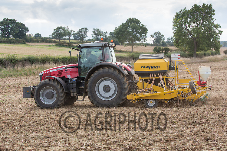 Drilling Winter Wheat<br /> Picture Tim Scrivener 07850 303986<br /> tim@agriphoto.com<br /> &hellip;.covering agriculture in the UK&hellip;.