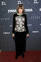 NEW YORK, NY - DECEMBER 4:  Anna Wintour at the 32nd FN Achievement Awards at the IAC Building in New York City on December 4, 2018.  <br /> CAP/MPI/JP<br /> &copy;JP/MPI/Capital Pictures