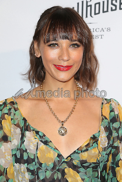 13 October 2016 - Beverly Hills, California - Rashida Jones.   What Goes Around Comes Around (WGACA) Grand Opening held at What Goes Around Comes Around. Photo Credit: F. Sadou/AdMedia