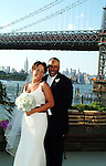 Wedding of Doreen Spicer and Charlie Dannelly at Giando On The Water in Williamsburg, Brooklyn, NY on August 8, 2004.