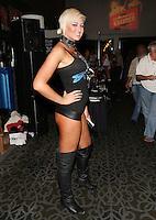 Amanda Henson [Sapphire] at AVN Expo, <br /> Hard Rock Hotel, <br /> Las Vegas, NV, Friday January 17, 2014.