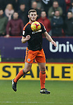 Sheffield United's Jack O'Connell in action during the League One match at the Valley Stadium, London. Picture date: November 26th, 2016. Pic David Klein/Sportimage
