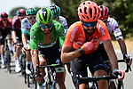 Simon Geschke (GER) CCC Team and Green Jersey Peter Sagan (SVK) Bora-Hansgrohe during Stage 17 of the 2019 Tour de France running 200km from Pont du Gard to Gap, France. 24th July 2019.<br /> Picture: ASO/Alex Broadway | Cyclefile<br /> All photos usage must carry mandatory copyright credit (© Cyclefile | ASO/Alex Broadway)