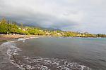 Early morning at Hana Bay, Maui, Hawaii