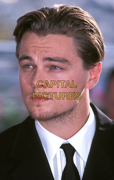 "LEONARDO DICAPRIO .Screening of ""Gangs of New York"", Cannes Film Festival, France,.20th May 2002..portrait headshot.Ref: PL.www.capitalpictures.com.sales@capitalpictures.com.©Capital Pictures."