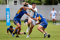 Rugby League - Stephen Kearney Cup Final at Neanae College, Lower Hutt, New Zealand on Saturday 4 November.<br /> Photo by Masanori Udagawa. <br /> www.photowellington.photoshelter.com