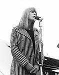 Marianne Faithfull 1965 at Uxbridge Blues Festival....