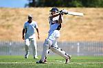 NELSON, NEW ZEALAND - 110 Over Cricket Final. WTTU v Stoke/Nayland. Saxton Oval, Richmond, New Zealand. Saturday 2 February 2019. (Photo by Chris Symes/Shuttersport Limited)