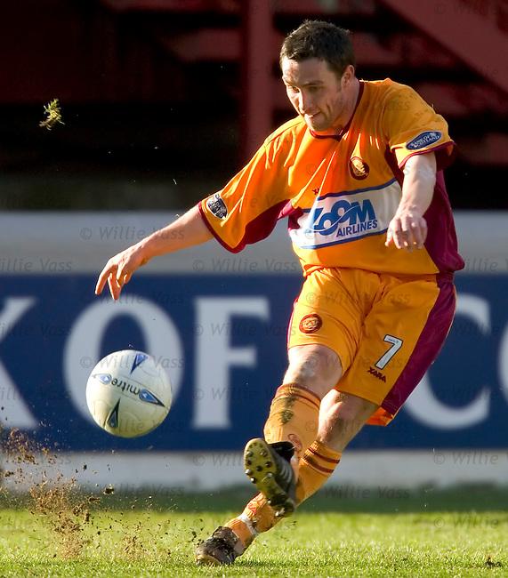 Scott McDonald, Motherwell.stock season 2004-2005.pic willie vass