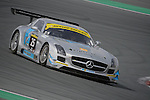 David Jones/Godfrey Jones/Morgan Jones/Philip Jones/Gareth Jones - Preci-Spark Mercedes SLS AMG GT3