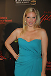 Actress Liza Huber at the 38th Annual Daytime Entertainment Emmy Awards 2011 held on June 19, 2011 at the Las Vegas Hilton, Las Vegas, Nevada. (Photo by Sue Coflin/Max Photos)