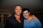 2 Seans - Sean Carrigan & Christopher Sean -  Actors from Y&R and Days donated their time to Southwest Florida 16th Annual SOAPFEST - a celebrity weekend May 22 thru May 25, 2015 benefitting the Arts for Kids and children with special needs and ITC - Island Theatre Co. as it presented A Night of Stars on May 23 , 2015 at Bistro Soleil, Marco Island, Florida. (Photos by Sue Coflin/Max Photos)