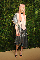 NEW YORK, NY - NOVEMBER 6: Fernanda Ly at the 14th Annual CFDA Vogue Fashion Fund Gala at Weylin in Brooklyn, New York City on November 6, 2017. Credit: John Palmer/MediaPunch