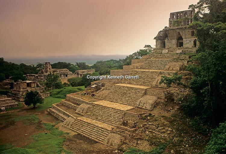 Palenque; Chiapas; Mexico; Maya