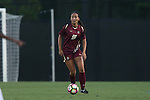 17 September 2016: Boston College's Samantha Hiatt. The Duke University Blue Devils hosted the Boston College Eagles at Koskinen Stadium in Durham, North Carolina in a 2016 NCAA Division I Women's Soccer match. Duke won the game 3-2.