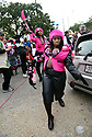 Undefeated Gents Social Aid and Pleasure Club with the Undefeated Divas and Kids took to the street in the 7th Ward, Sunday, Jan. 21, 2018.