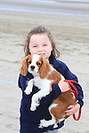 Ella Mullen with Seve the dog at the 2011 Laytown races.(Photo credit should read Jenny Matthews www.newsfile.ie)....This Picture has been sent you under the conditions enclosed by:.Newsfile Ltd..The Studio,.Millmount Abbey,.Drogheda,.Co Meath..Ireland..Tel: +353(0)41-9871240.Fax: +353(0)41-9871260.GSM: +353(0)86-2500958.email: pictures@newsfile.ie.www.newsfile.ie.