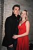Ambyr Childers and boyfriend Sean Becker.at The All My Children Christmas Party on December 20, 2007 at Arena in New York City. .Robin Platzer, Twin Images