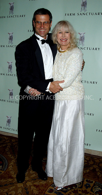WWW.ACEPIXS.COM . . . . . ....NEW YORK, MAY 20, 2006....Gene Bauston and Loretta Swit at the Farm Sanctuary's 20th Anniversary Gala For Farm Animals... ....Please byline: KRISTIN CALLAHAN - ACEPIXS.COM.. . . . . . ..Ace Pictures, Inc:  ..(212) 243-8787 or (646) 679 0430..e-mail: picturedesk@acepixs.com..web: http://www.acepixs.com