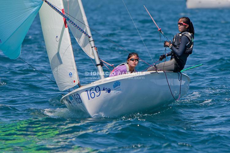 Mundial de 420 Open and Ladies Worlds Championship - Real Club Náutico de Valencia