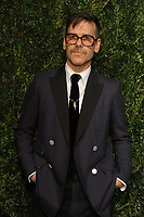 NEW YORK, NY - NOVEMBER 6: Antonio Azzuolo at the 14th Annual CFDA Vogue Fashion Fund Gala at Weylin in Brooklyn, New York City on November 6, 2017. Credit: John Palmer/MediaPunch /NortePhoto.com