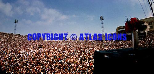 BILL GRAHAM_1973<br /> Photo Credit: James Fortune/AtlasIcons.com