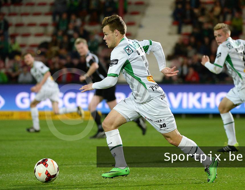Cercle Brugge KSV  : Kristof D'Haene<br /> foto VDB / BART VANDENBROUCKE