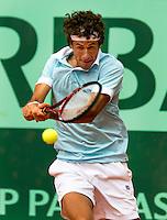 26-05-11, Tennis, France, Paris, Roland Garros , Robin Haase