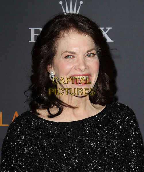 SHERRY LANSING.Los Angeles Philharmonic 2010/2011 Season Opening Night Gala held at The Disney Concert Hall.  .October 7th, 2010.headshot portrait black smiling   .CAP/ADM/KB.©Kevan Brooks/AdMedia/Capital Pictures.