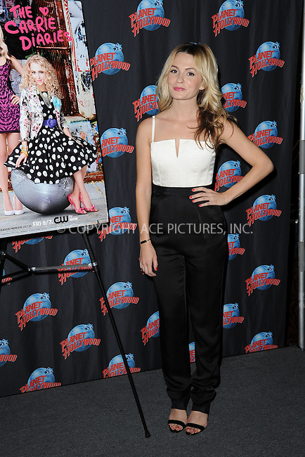 WWW.ACEPIXS.COM<br /> October 22, 2013 New York City<br /> <br /> Lindsey Gort makes an appearance at Planet Hollywood Times Square on October 22, 2013.<br /> <br /> By Line: Kristin Callahan/ACE Pictures<br /> <br /> ACE Pictures, Inc.<br /> tel: 646 769 0430  or 212 243 8787<br /> Email: info@acepixs.com<br /> www.acepixs.com<br /> <br /> Copyright: Kristin Callahan/ACE Pictures