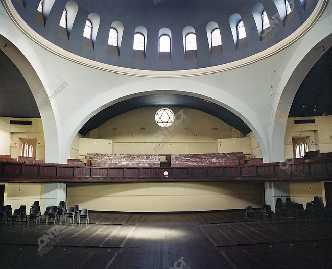 Great Synagogue on Wolmarans Street, Johannesburg, South Africa, 2005