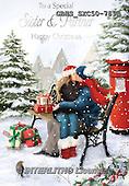 John, CHRISTMAS LANDSCAPES, WEIHNACHTEN WINTERLANDSCHAFTEN, NAVIDAD PAISAJES DE INVIERNO, paintings+++++,GBHSSXC50-789B,#XL# ,#161#