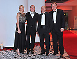 "PRINCESS CHARLENE, PRINCE ALBERT RON HOWARD AND GUY EAST.attend the Monaco Formula One Grand Prix Gala Dinner at Sporting Monaco, Monte Carlo_May 27, 2012.Mandatory Credit Photos: ©NEWSPIX INTERNATIONAL..**ALL FEES PAYABLE TO: ""NEWSPIX INTERNATIONAL""**..PHOTO CREDIT MANDATORY!!: NEWSPIX INTERNATIONAL(Failure to credit will incur a surcharge of 100% of reproduction fees)..IMMEDIATE CONFIRMATION OF USAGE REQUIRED:.Newspix International, 31 Chinnery Hill, Bishop's Stortford, ENGLAND CM23 3PS.Tel:+441279 324672  ; Fax: +441279656877.Mobile:  0777568 1153.e-mail: info@newspixinternational.co.uk"