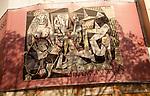 Picasso 125th anniversary poster artwork, Malaga Spain