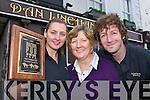Siobhain, Han Linehan and Diarmuid O'Callaghan celebrate Dan Linehan's Bar Killarney wiinning the Irish Racing Pub of the Year Award on Monday   Copyright Kerry's Eye 2008