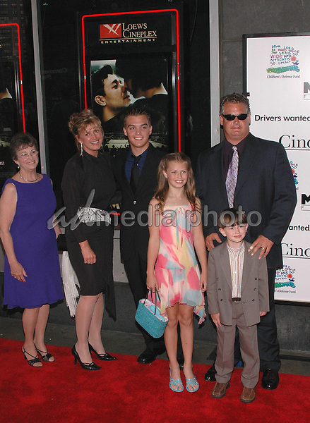 1June 2005 - New York, New York - The family of James J. Braddock arrives at the New York premiere of, &quot;Cinderella Man&quot; at the Loews Lincoln Square Theater. <br />Photo Credit: Patti Ouderkirk/AdMedia