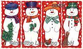 Kate, CHRISTMAS SANTA, SNOWMAN, WEIHNACHTSMÄNNER, SCHNEEMÄNNER, PAPÁ NOEL, MUÑECOS DE NIEVE, paintings+++++Christmas page 8 2,GBKM519,#x#