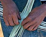 Artesanato indígena Kayabi. PA. Foto de Zig Koch.