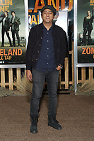 """LOS ANGELES - OCT 11:  Tony Revolori at the """"Zombieland Double Tap"""" Premiere at the TCL Chinese Theater on October 11, 2019 in Los Angeles, CA"""
