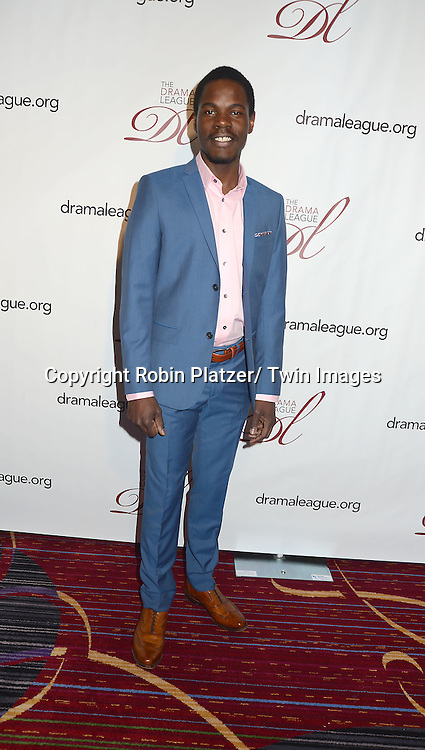 Stephen Tyrone Williams attends the 79th Annual Drama League Awards Ceremony and Luncheon on May 17, 2013 at the Marriott Marquis Hotel in New York City.