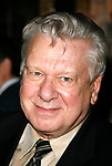 Brian Murray arriving for the Opening Night performance for the Roundabout Theatre Company's Production of THE RITZ at Studio 54 in New York City.<br />October 11, 2007