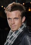 Cam Gigandet arriving at the Los Angeles premiere of Twilight at Mann Village theater Westwood, Ca. November 17, 2008. Fitzroy Barrett