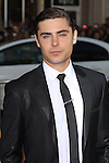 "ZAC EFRON. Los Angeles Premiere of Warner Brothers Pictures' ""The Lucky One"" at Grauman's Chinese Theatre. Hollywood, CA USA. April 16, 2012.©CelphImage"