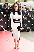 Kat Shoob at the TRIC Awards 2017 at the Grosvenor House Hotel, Mayfair, London, UK. <br /> 14 March  2017<br /> Picture: Steve Vas/Featureflash/SilverHub 0208 004 5359 sales@silverhubmedia.com