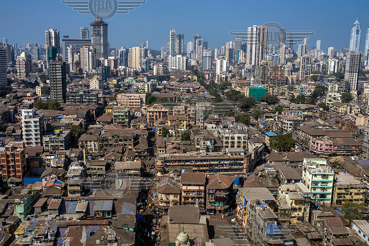 The Bhendi Bazaar, an area populated mostly by Dawoodi Bohra, a Shia sect. Most of the property in the Bhendi Bazaar are decrepit colonial-era buildings that, while being intrinsic to the area's vibrancy, have not been maintained or modernised. The Saifee Burhani Upliftment Trust is in the process of buying up the area's buildings which are to be demolished and replaced with India's largest urban development. The former residents will be rehoused in bigger spaces within the new development. Although not without its critics, the project has been helped by the unity of the community and the perceived benefits they will gain from the development.