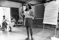 A member of the community facilitating public discussions and debate around the future direction of the agricultural cooperative.<br />