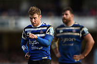 Will Chudley of Bath Rugby. Gallagher Premiership match, between Bath Rugby and Harlequins on March 2, 2019 at the Recreation Ground in Bath, England. Photo by: Patrick Khachfe / Onside Images